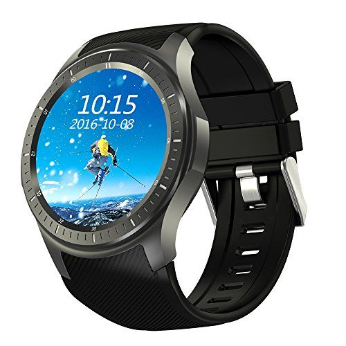 Cheap GoExw Smartwatch Fitness Smart Phone DM368 3G Android 5.1 OS WIFI GPS Bluetooth Black https://smartwatchesforandroid.info/cheap-goexw-smartwatch-fitness-smart-phone-dm368-3g-android-5-1-os-wifi-gps-bluetooth-black/