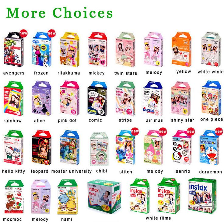 Aliexpress.com: Koop Echt Fuji Fujifilm Instax Mini Instant Film Hello Kitty Fotopapier 10 stks voor 8 7 s 7 50 s 50i 90 25 dw Delen SP 1 Mini camera van betrouwbare mini instant film leveranciers op HXS Photography Store