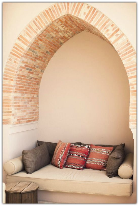 In Love With Nooks-Islamic style Nooks In Particular