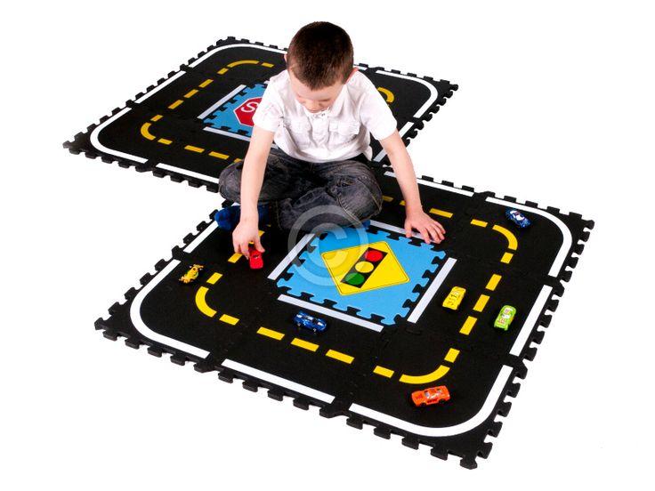 Road Car Play Mat (ROADMAT18)