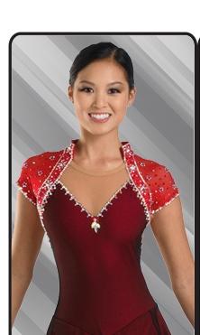 Brad Griffies Figure Skating Dress.
