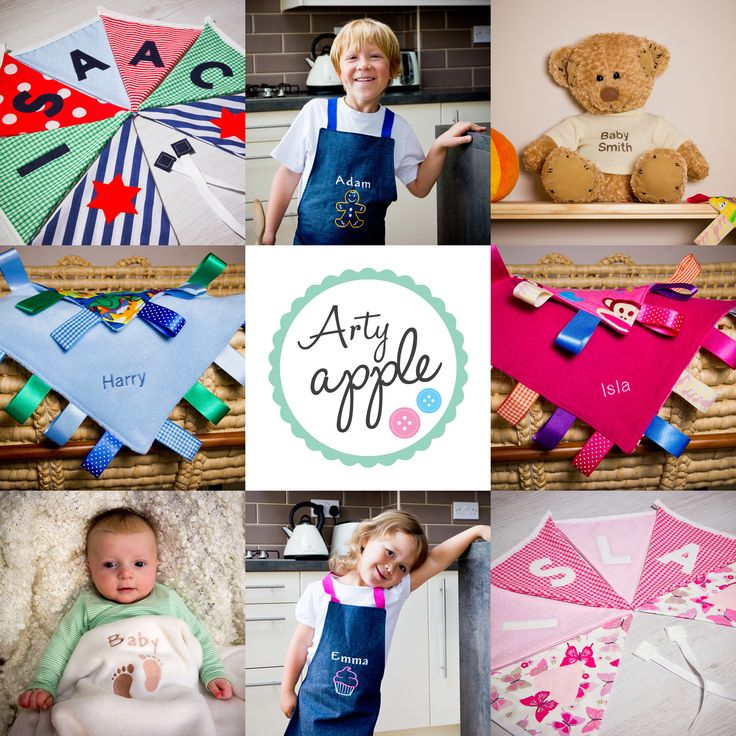 Arty apple specialise in personalised baby bunting, taggie blankets and kids aprons. For that perfect, unique baby gift or treat for your own little ones. #personalised #bunting #giftguide #instagift #mumsinbusiness #blanket #taggies #unique #gift #babygifts #aprons #towels #instacool #fabric #nurserydecor #nursery #handmade #kidsgifts #giftideas #present #babyshower #christening #birthday #presents