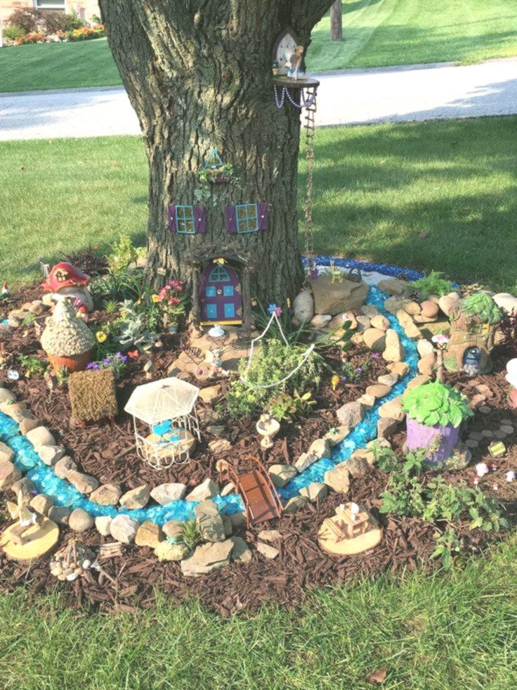 Cool 50 Stunning Fairy Garden Miniatures Project Ideas More At