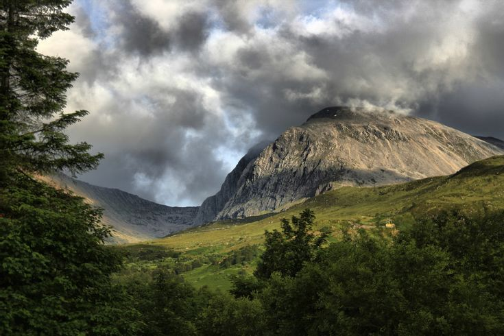 Ben Nevis, Lochaber, Highland | 25 Places In Scotland That Are Straight Out Of A Fantasy Novel