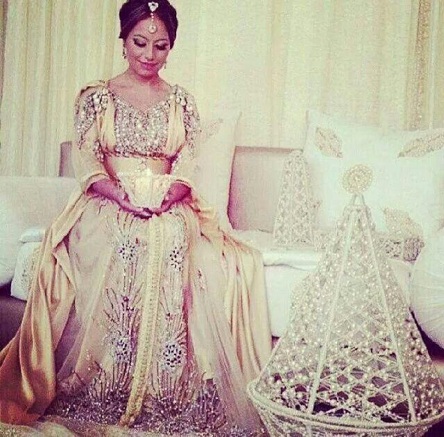 Moroccan bride...