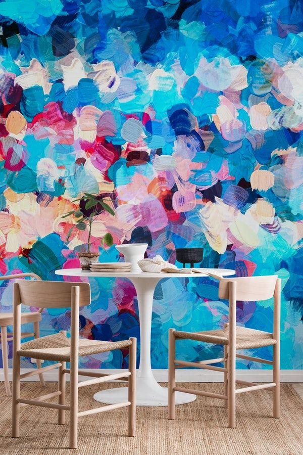 Aftab Wall Mural Wallpaper Abstract Abstract Wall Murals Wallpaper