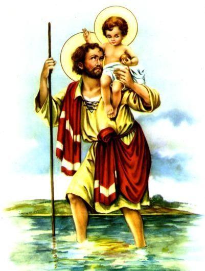 Oração para proteção em viagens - reze a São Cristóvão