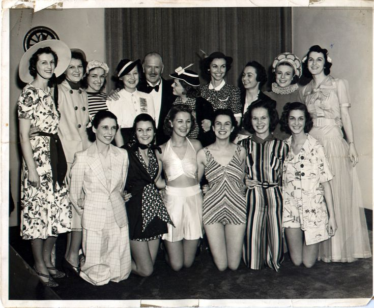 78+ Images About Women's Clothing 1938 On Pinterest