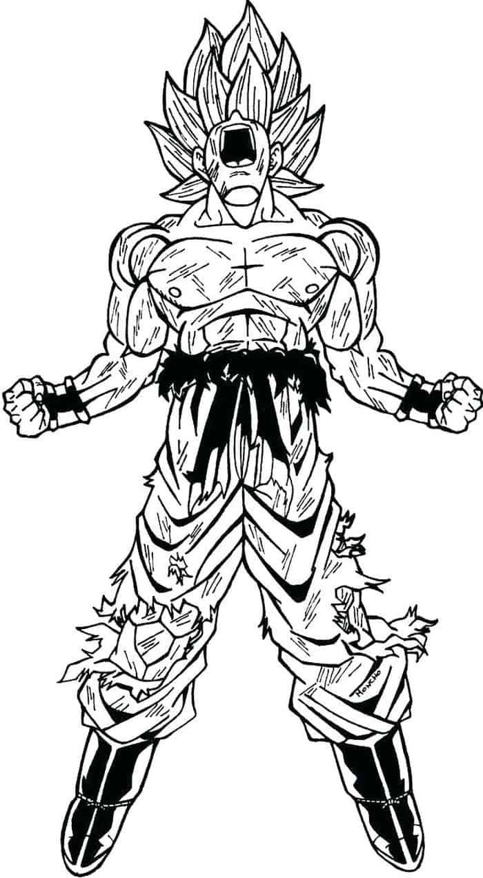 Goku Super Saiyan 2 Coloring Pages Super Coloring Pages Cartoon Coloring Pages Disney Princess Coloring Pages