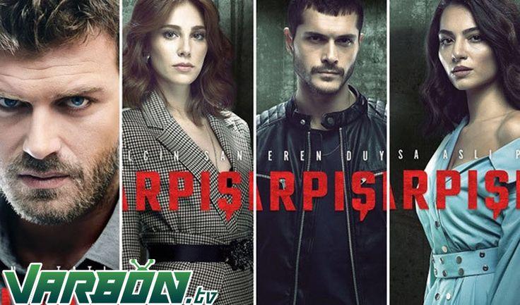 مسلسل الاصطدام الحلقة 1 قصة عشق Movies Tv News Movie Posters