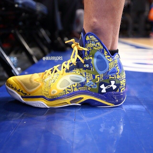 nike knitwear shoes curry anatomix spawn