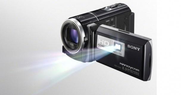 La caméra avec projeteur intégré