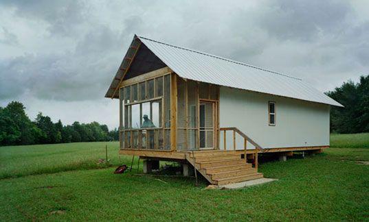 Rural Studio Dave's House