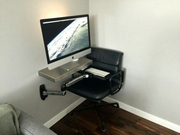 11 Best Home Office Images On Pinterest | Home Office, Stand Up Desk And  Computer Works