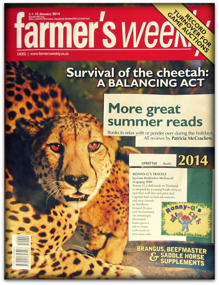 Farmer's Weekly ~ January 2014