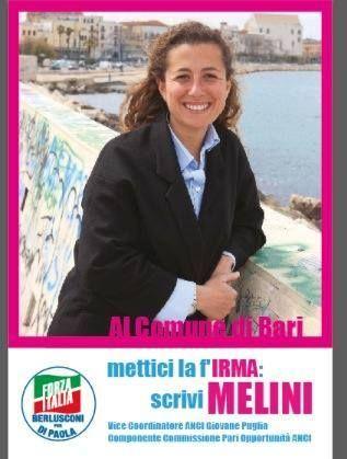 Elezioni Amministrative Bari 2014.