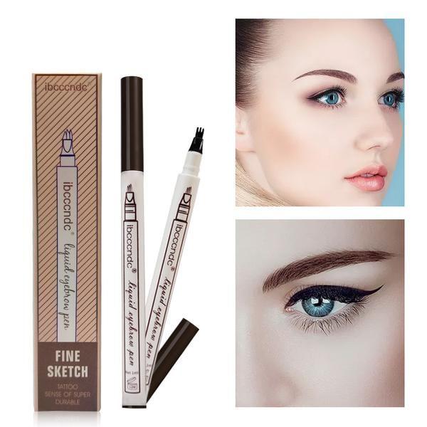 Waterproof Microblading Liquid Eyebrow Pen