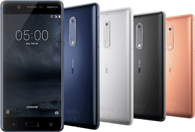 Nokia 5 y Nokia 3 nuevos Android para conquistar la gama baja   Dos nuevos terminales Nokia 3 y Nokia 5 con los que la compañía tira los precios para presionar uno de los sectores más interesantes del mercado la gama baja.  Nokia ha presentado dos nuevos terminales de gama media con los que arrancar un trozo de esa tarta tan codiciada: el Nokia 5 y Nokia 3. Dos nuevos terminales con los que Nokia se reafirma en un segmento de mercado que dada la caída de los precios en los terminales cada…