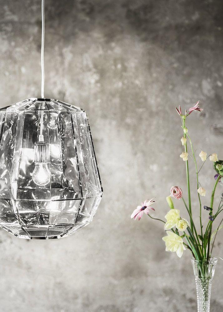 Marvelous Crystal lamp Scandinavian home