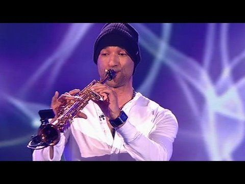 Britains Got Talent 2009 Episode 2 - Julian Smith Saxophonist HD PURE EXPERIENCE - AMAZING - YouTube