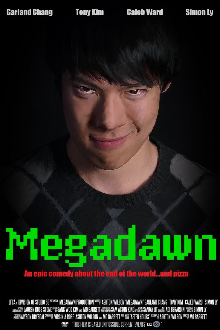 'Megadawn' Directed by Mo Barrett Written by Ashton Wilson