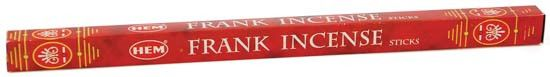 HEM Frankincense Stick Incense 8gms