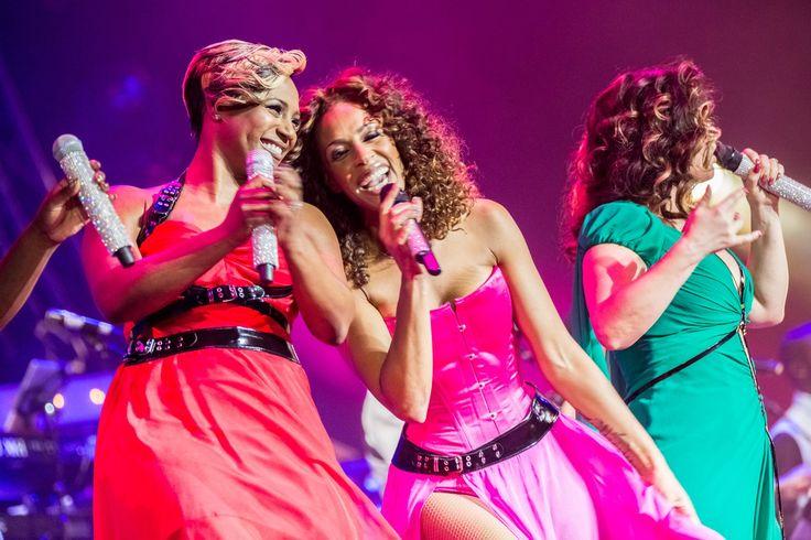 Edsilia en Glennis - Ladies of Soul 2015