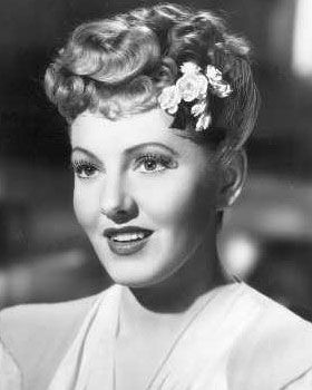 Jean Arthur (1900 - 1991) ~ Love at first sight!  So cute!  Loved the way she talked ... she had the most incredible voice!