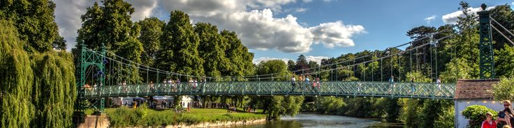 Porthill Bridge, Shrewsbury