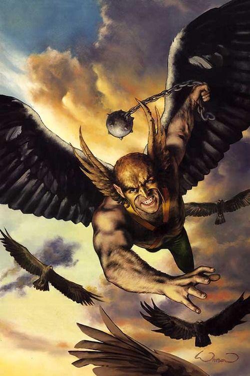 Hawkman by John Watson