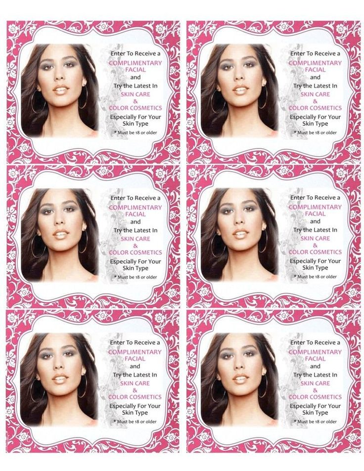 Avery Label Template 15264 Luxury Facial Box Label Use Avery Template Avery 5164