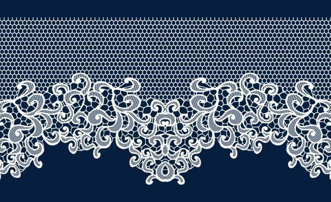 White Lace Pattern Png Lace Pattern Simple Patterns White Lace