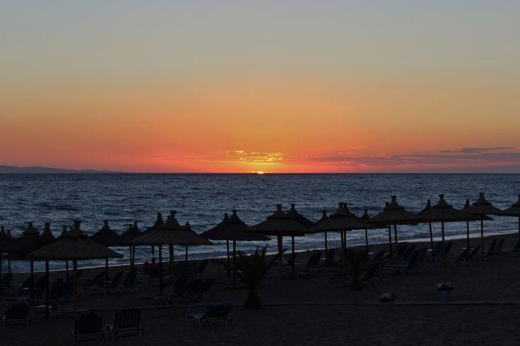 Loutsa's beach