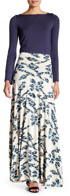 Rachel Pally Long Full Print Skirt | NORDSTROM RACK saved by #ShoppingIS