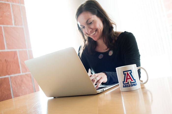 Creating broader access to a University of Arizona education is an integral goal of the UA's Never Settle initiative. With the launch of UA Online, the University has taken a significant leap toward this goal.