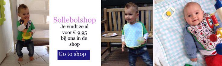 Op Sollebolshop koop je slabbetjes al voor €9,95! leuk als kraamcadeau, wordt ingepakt opgestuurd!