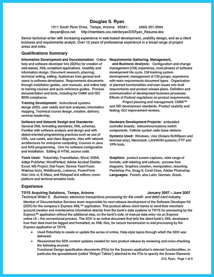 Senior Business Analyst Resume Cool Create Your Astonishing Business Analyst Resume And Gain The