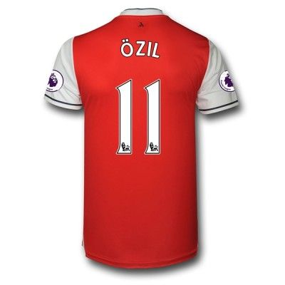 Arsenal 16-17 Mesut Ozil 11 Hjemmebanetrøje Kortærmet.  http://www.fodboldsports.com/arsenal-16-17-mesut-ozil-11-hjemmebanetroje-kortermet.  #fodboldtrøjer