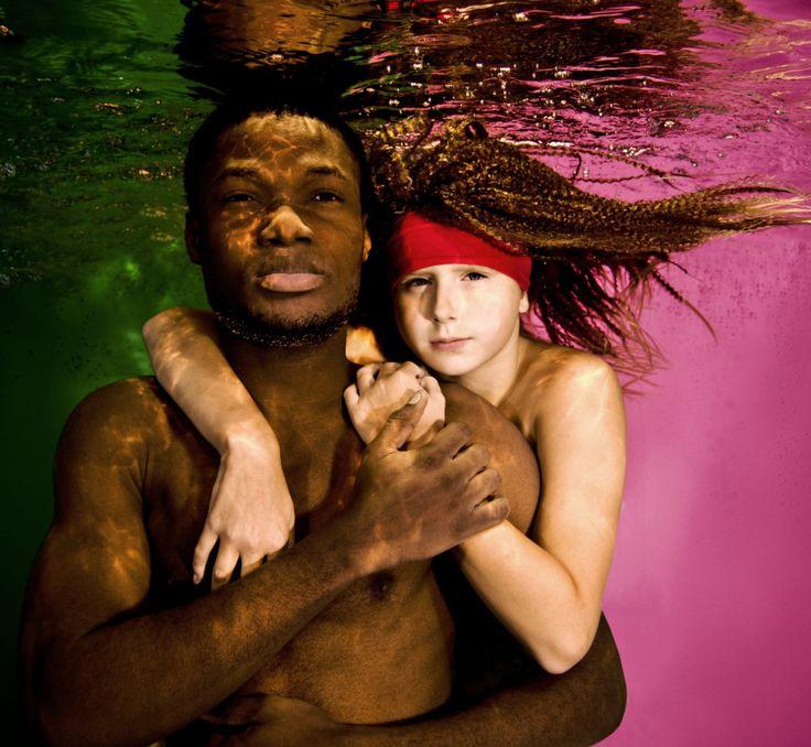 Aranžované podvodní fotografie - Alice Bochňáková #underwater #underwaterphoto #photographer