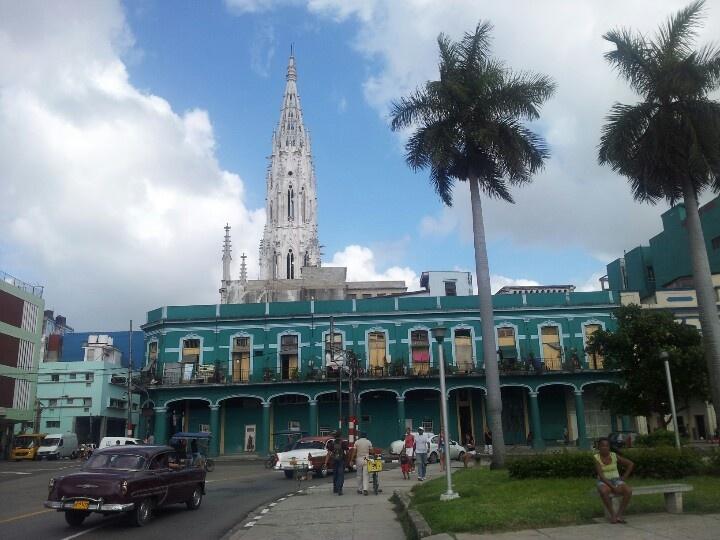 Isso é Cuba.