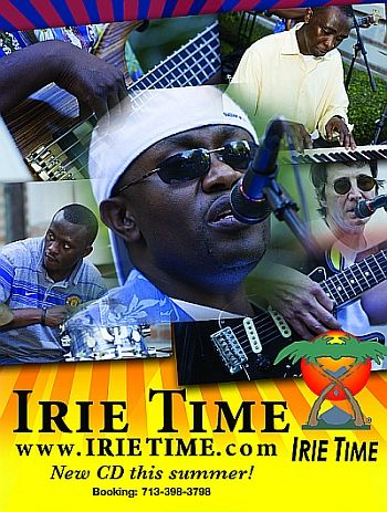 New CD release, IrieTime.com