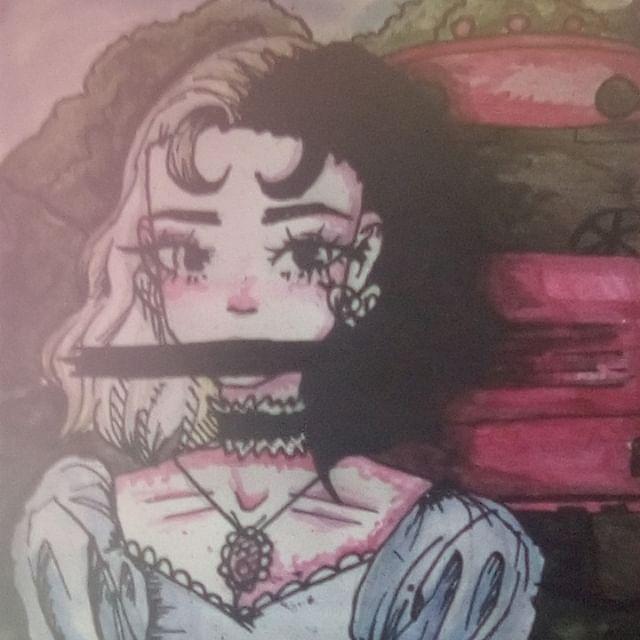 Littlebodybigheart K 12 K 12 Art Girl Melaniemartinez School Bus Littlebodybig Melanie Martinez Drawings Melanie Martinez Photography Melanie Martinez