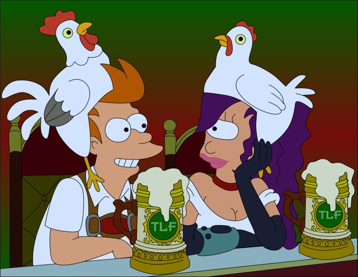 Watched this Futurama episode only today. Such a good one.
