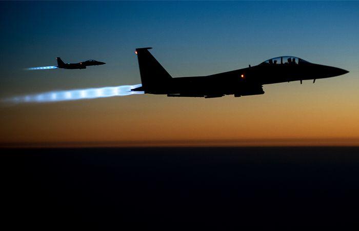 Россия потребовала вывести авиацию США из Сирии
