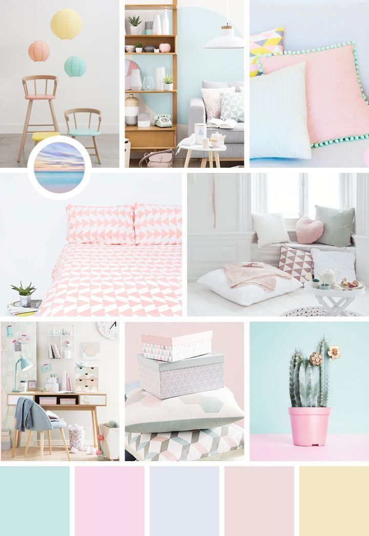 Bedroom Pastel Colors Wall Ideas Homyracks