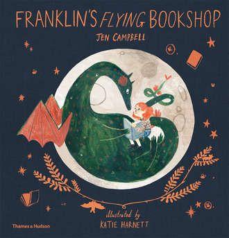 FRANKLIN'S FLYING BOOKSHOP - Karlin Gray