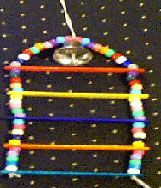 Great site for DIY bird toys.