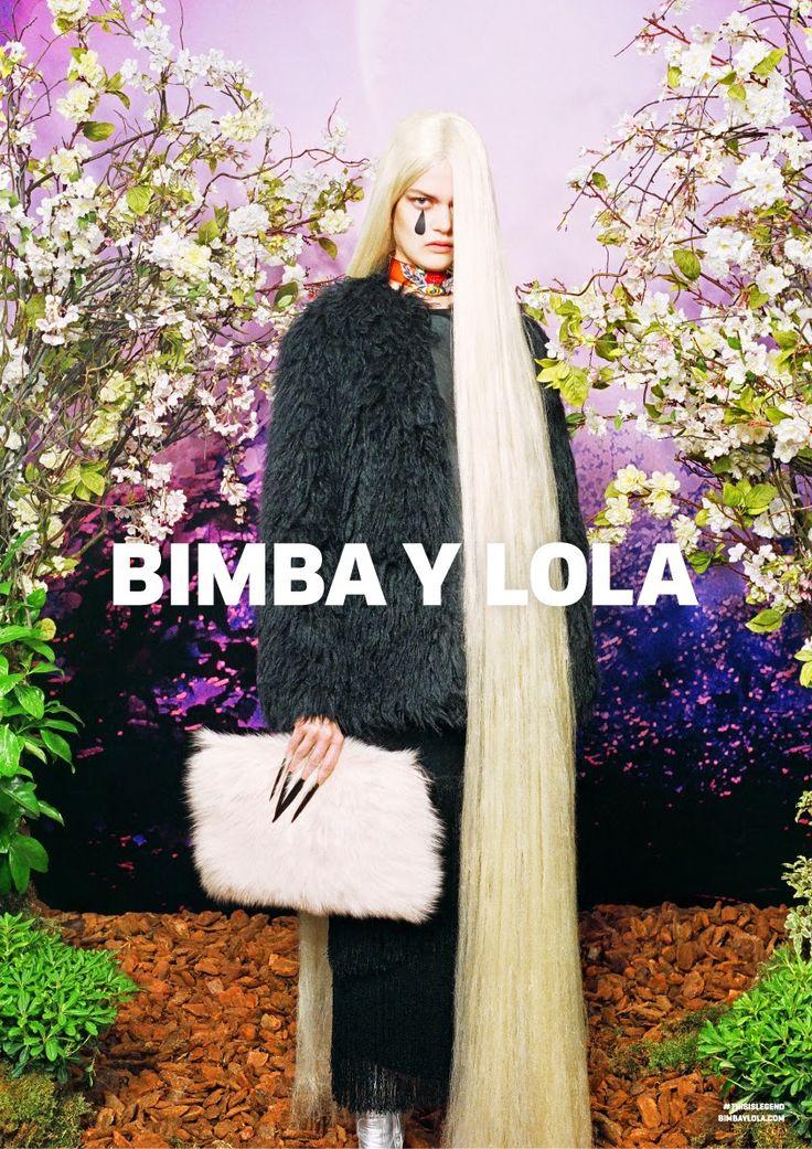 Bimba y Lola Lookbook otoño-invierno 2014-2015