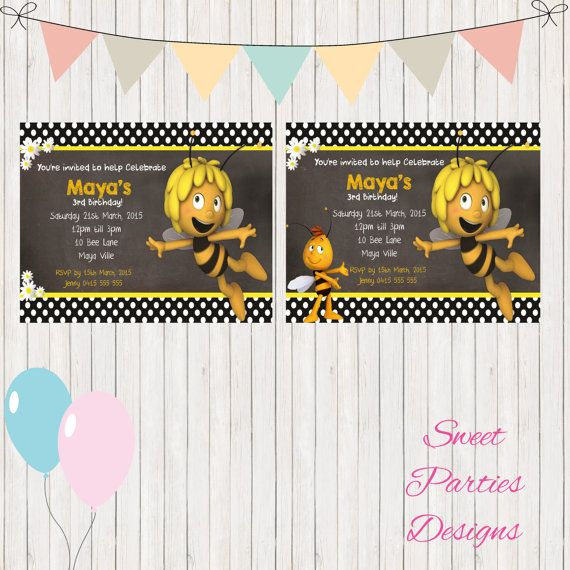 Hey, I found this really awesome Etsy listing at https://www.etsy.com/listing/240331389/maya-the-bee-invitation-print-your-own