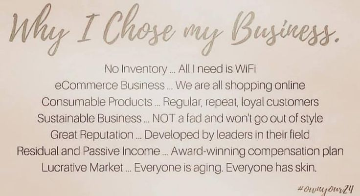 Rodan + Fields is a great opportunity.  No parties or inventory required.  Work from home, make your own hours, be your own boss and build your own team.  Message me on pinterest @ R+Fskincare101 for more info.